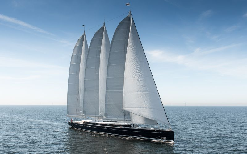 The Sea Eagle II: All About The Largest Aluminium Sailing Superyacht sea eagle ii The Sea Eagle II: All About The Largest Aluminium Sailing Superyacht The Sea Eagle II All About The Largest Aluminium Sailing Superyacht 6