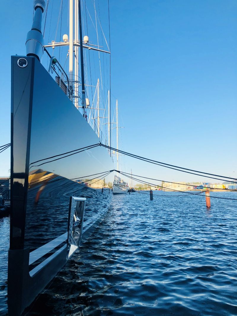 The Sea Eagle II: All About The Largest Aluminium Sailing Superyacht sea eagle ii The Sea Eagle II: All About The Largest Aluminium Sailing Superyacht The Sea Eagle II All About The Largest Aluminium Sailing Superyacht 7