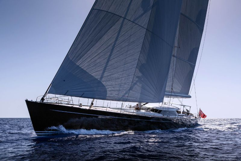 The Sea Eagle II: All About The Largest Aluminium Sailing Superyacht sea eagle ii The Sea Eagle II: All About The Largest Aluminium Sailing Superyacht The Sea Eagle II All About The Largest Aluminium Sailing Superyacht 8