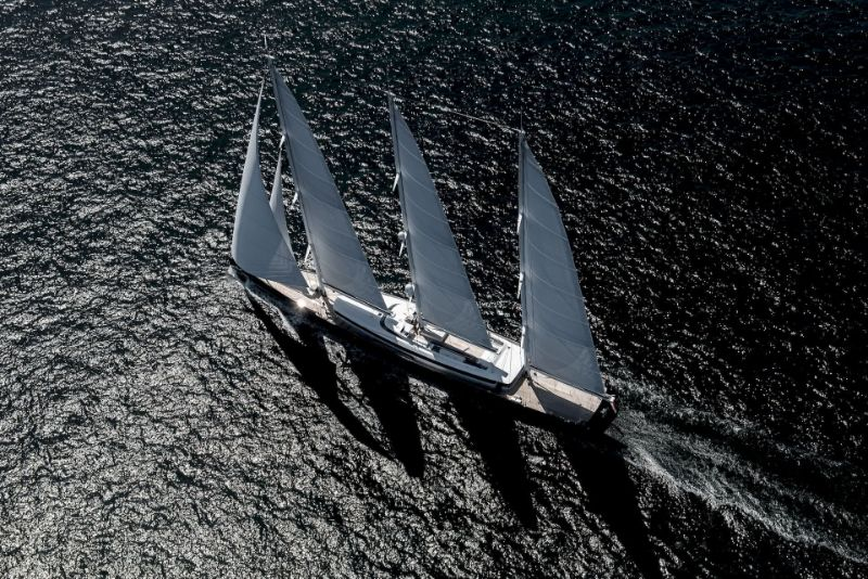The Sea Eagle II: All About The Largest Aluminium Sailing Superyacht sea eagle ii The Sea Eagle II: All About The Largest Aluminium Sailing Superyacht The Sea Eagle II All About The Largest Aluminium Sailing Superyacht
