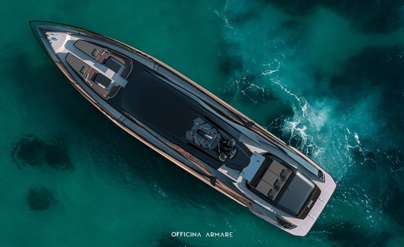 The Superyacht A88 GranSport: A Symbol Of Modern Design a88 gransport The Superyacht A88 GranSport: A Symbol Of Modern Design The Superyacht A88 GranSport A Symbol Of Modern Design 9