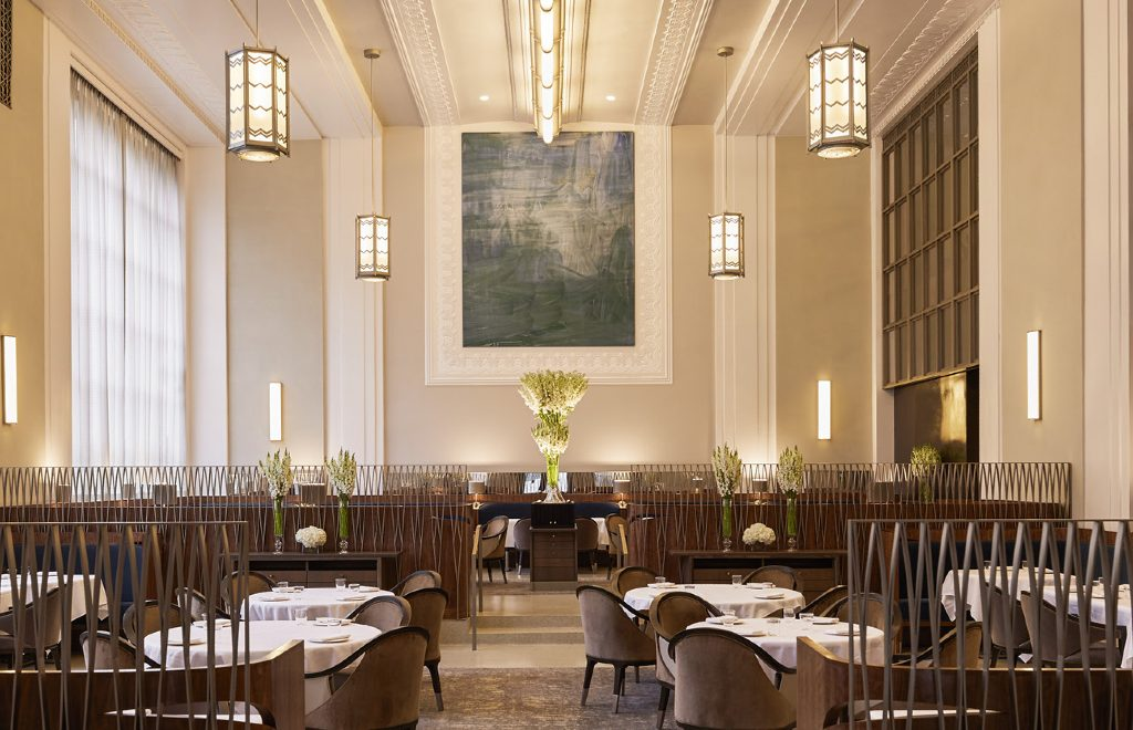 Welcome To The Eleven Madison Park: A Luxury Restaurant In New York