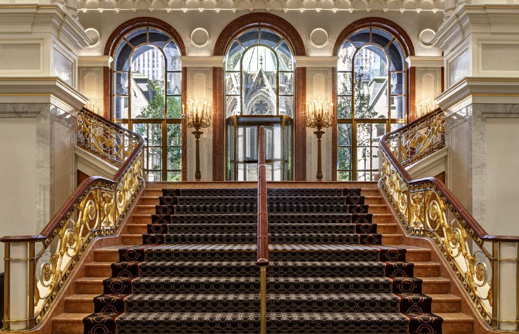 The Lotte New York Palace: An Icon of Style And Sophistication