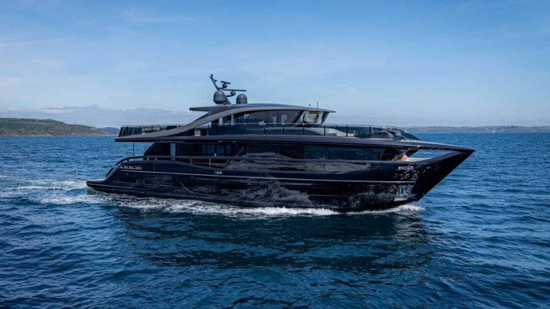 An Avant-Garde Yacht Design: Discover The Princess X95 Superyacht princess x95 An Avant-Garde Yacht Design: Discover The Princess X95 Superyacht An Avant Garde Yacht Design Discover The Princess X95 Superyacht1