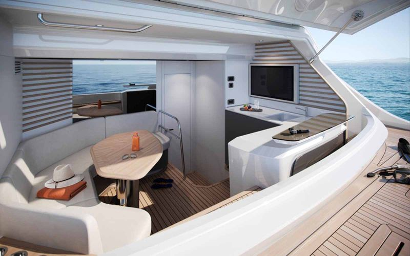 An Avant-Garde Yacht Design: Discover The Princess X95 Superyacht princess x95 An Avant-Garde Yacht Design: Discover The Princess X95 Superyacht An Avant Garde Yacht Design Discover The Princess X95 Superyacht10