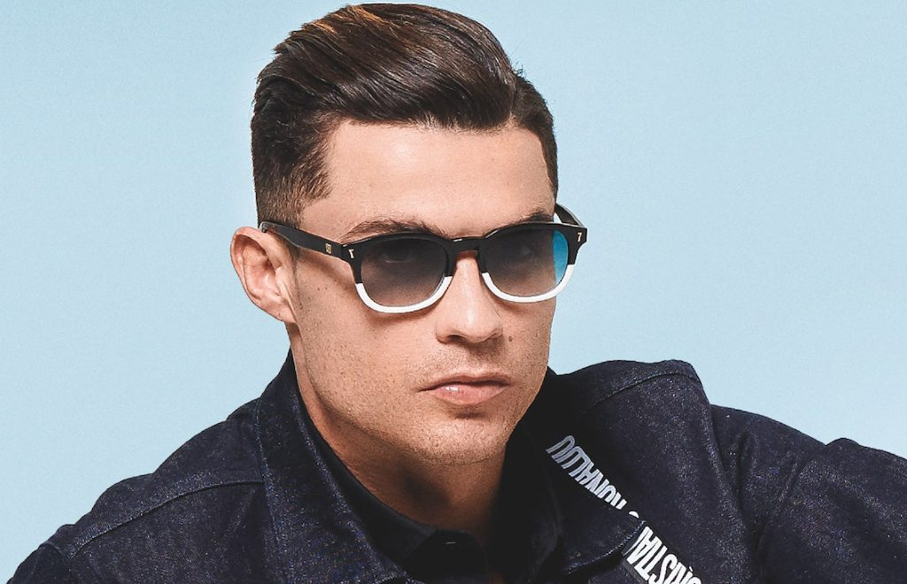 Bold Design & Rich Details: Cristiano Ronaldo Launches CR7 Sunglasses