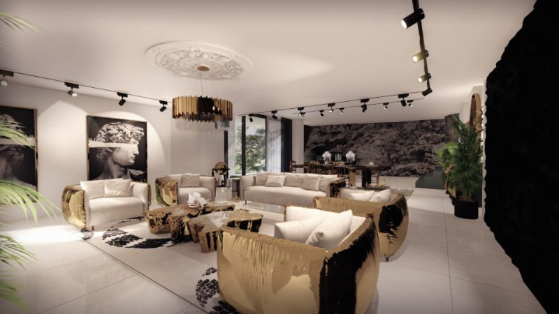 Get The Look Of The Ultimate Men's Cave Inside A Milionaire Home (19) men's cave An Imposing Men's Cave Inside A Millionaire Home in Capri Get The Look Of The Ultimate Mens Cave Inside A Milionaire Home 19