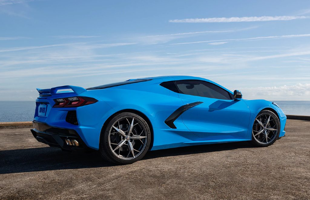 Gorgeous And Functional: This Is The New 2020 Chevrolet Corvette C8