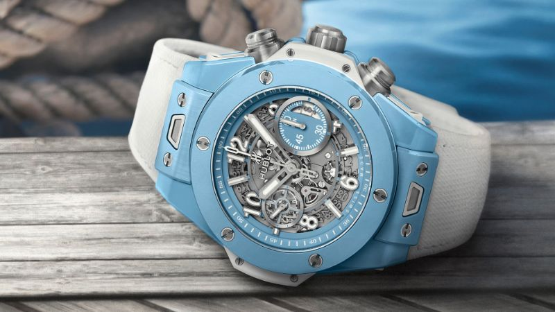 The Big Bang Unico 45 Sky Blue By Hublot: The Perfect Watch For Summer hublot The Big Bang Unico 45 Sky Blue By Hublot: The Perfect Watch For Summer The Big Bang Unico 45 Sky Blue By Hublot The Perfect Watch For Summer 1