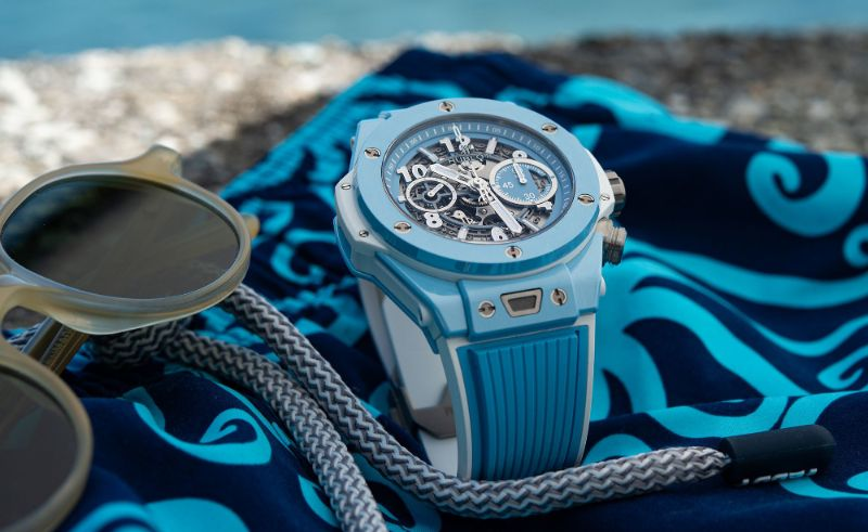 The Big Bang Unico 45 Sky Blue By Hublot: The Perfect Watch For Summer hublot The Big Bang Unico 45 Sky Blue By Hublot: The Perfect Watch For Summer The Big Bang Unico 45 Sky Blue By Hublot The Perfect Watch For Summer 10