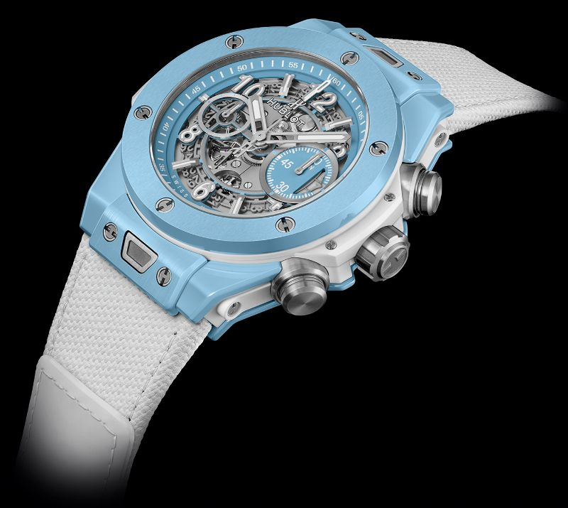 The Big Bang Unico 45 Sky Blue By Hublot: The Perfect Watch For Summer hublot The Big Bang Unico 45 Sky Blue By Hublot: The Perfect Watch For Summer The Big Bang Unico 45 Sky Blue By Hublot The Perfect Watch For Summer 5