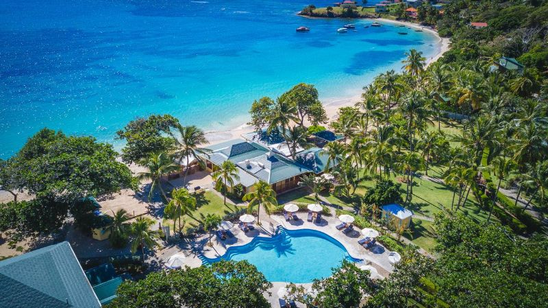 10 Caribbean Resorts For Your Luxurious Fall Getaways caribbean resort 10 Caribbean Resorts For Your Luxurious Fall Getaways Bequia Beach Hotel 2