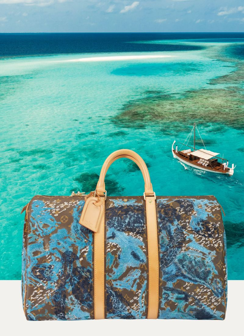 How Exclusive Destinations Inspired These Unique Louis Vuitton Bags louis vuitton Luxury Holidays Destinations Inspired The Newest Louis Vuitton's Line How Exclusive Destinations Inspired These Unique Louis Vuitton Bags 4 1