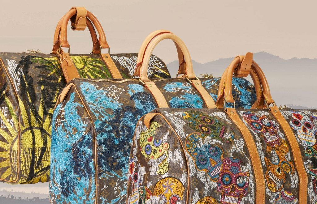 How Exclusive Destinations Inspired These Unique Louis Vuitton Bags