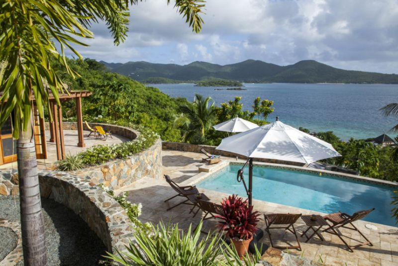 10 Caribbean Resorts For Your Luxurious Fall Getaways caribbean resort 10 Caribbean Resorts For Your Luxurious Fall Getaways Lovango Resort Beach Club St