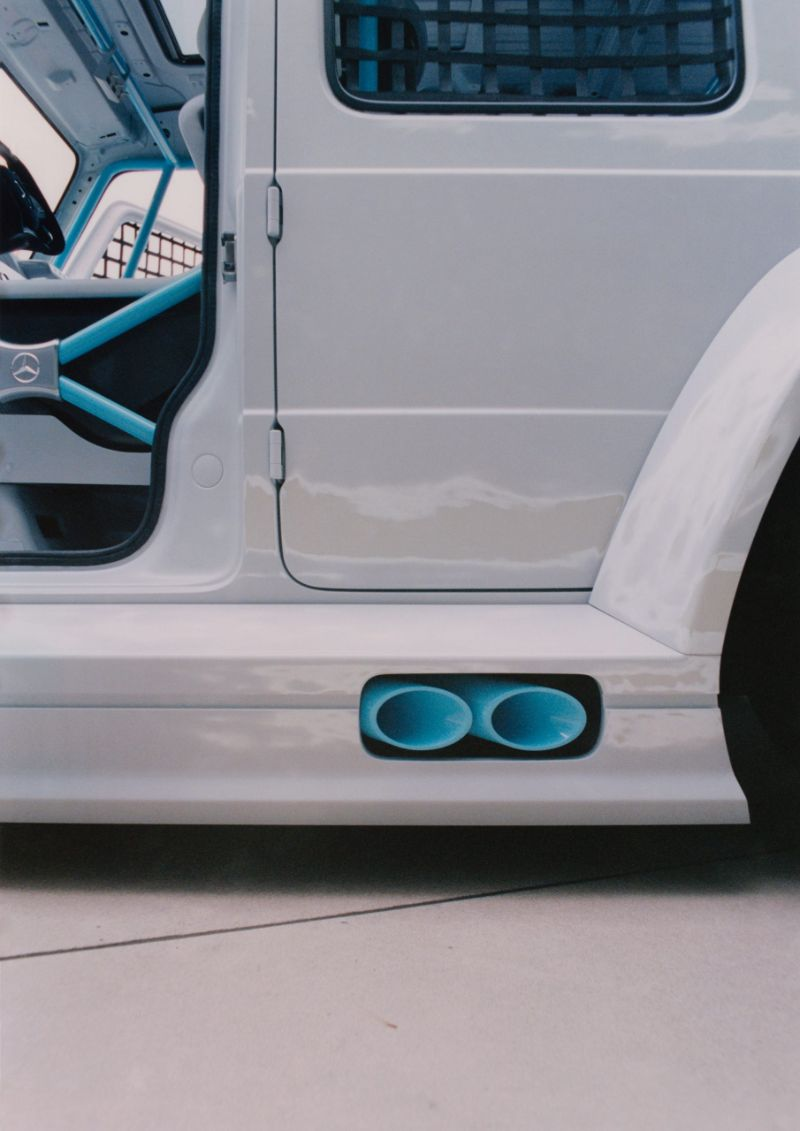 Project Geländewagen, A Virgil Abloh And Mercedes Benz Colaboration (27) virgil abloh Virgil Abloh And Mercedes Benz Team Up For Contemporary Collaboration Project Gel  ndewagen A Virgil Abloh And Mercedes Benz Colaboration 27