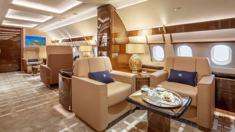 The ACJ320neo Private Jet Boasts Exclusive And Bespoke Interiors (1) private jet The ACJ320neo Private Jet Boasts Exclusive And Bespoke Interiors The ACJ320neo Private Jet Boasts Exclusive And Bespoke Interiors 1