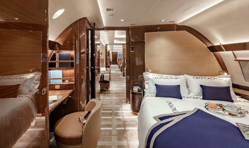 The ACJ320neo Private Jet Boasts Exclusive And Bespoke Interiors (2) private jet The ACJ320neo Private Jet Boasts Exclusive And Bespoke Interiors The ACJ320neo Private Jet Boasts Exclusive And Bespoke Interiors 2