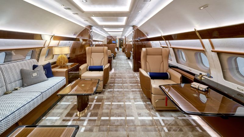 The ACJ320neo Private Jet Boasts Exclusive And Bespoke Interiors (3) private jet The ACJ320neo Private Jet Boasts Exclusive And Bespoke Interiors The ACJ320neo Private Jet Boasts Exclusive And Bespoke Interiors 3