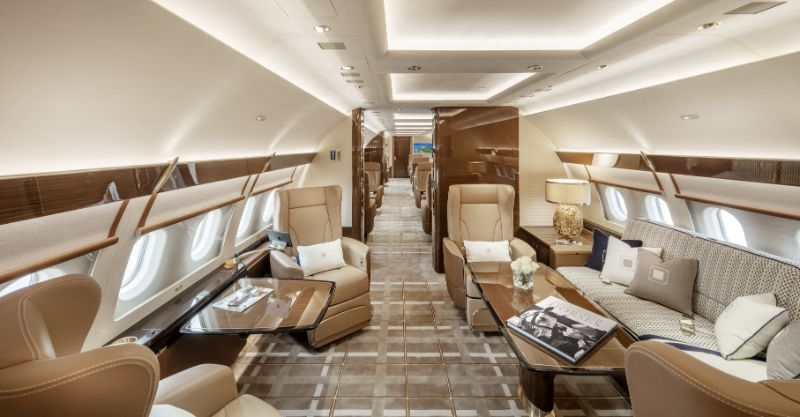 The ACJ320neo Private Jet Boasts Exclusive And Bespoke Interiors (8) private jet The ACJ320neo Private Jet Boasts Exclusive And Bespoke Interiors The ACJ320neo Private Jet Boasts Exclusive And Bespoke Interiors 8