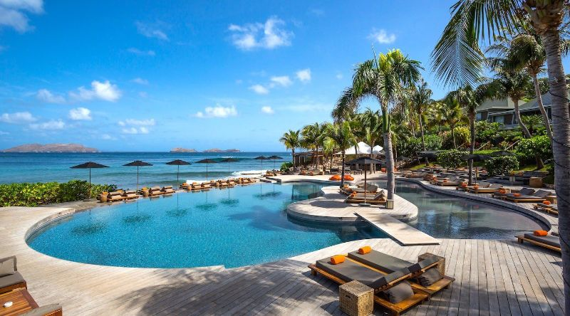 10 Caribbean Resorts For Your Luxurious Fall Getaways caribbean resort 10 Caribbean Resorts For Your Luxurious Fall Getaways The Christopher Hotel St