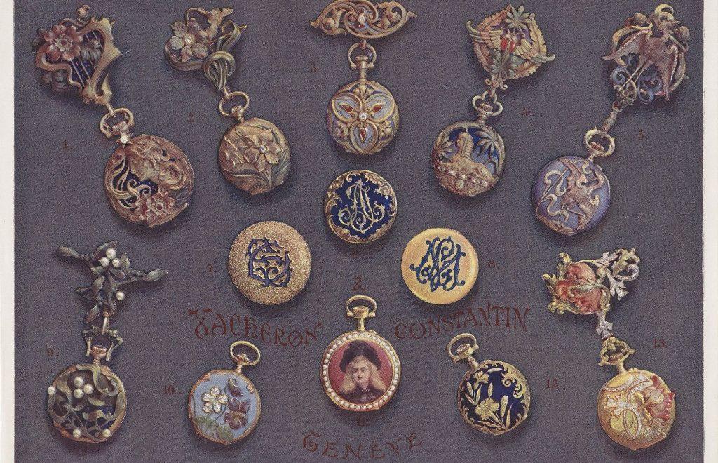 Vacheron Constantin Celebrates Feminine Watch Designs In Exhibition