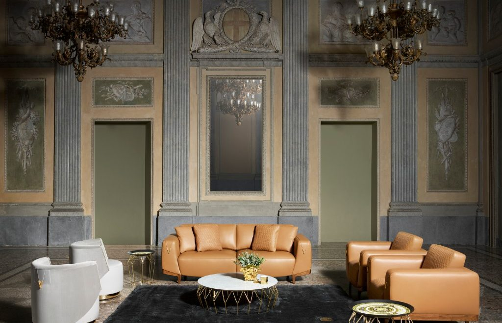 Versace's 2020 Home Collection Is The Epitome Of Luxury Living