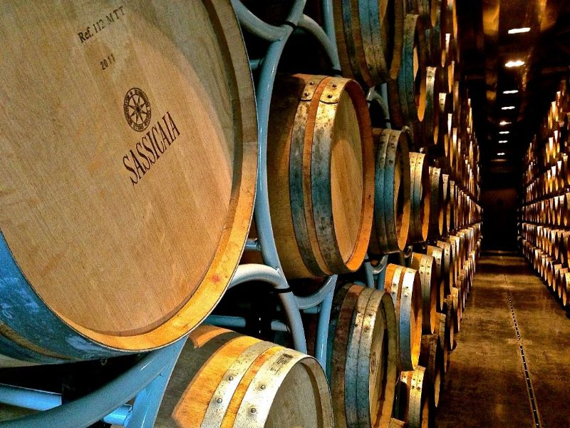 The Best Italian Wine Brands Every Connoisseur Needs To Try italian wine brand The Best Italian Wine Brands Every Connoisseur Needs To Try sassicaia