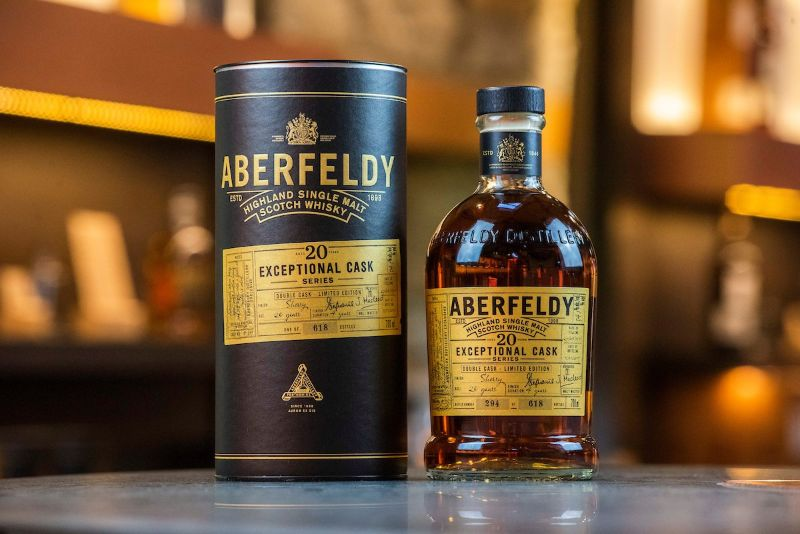 The Limited Edition Scotch Whisky To Put On Your Wishlist scotch whisky The Limited Edition Scotch Whisky To Put On Your Wishlist Aberfeldy 18 and 20 Years Old