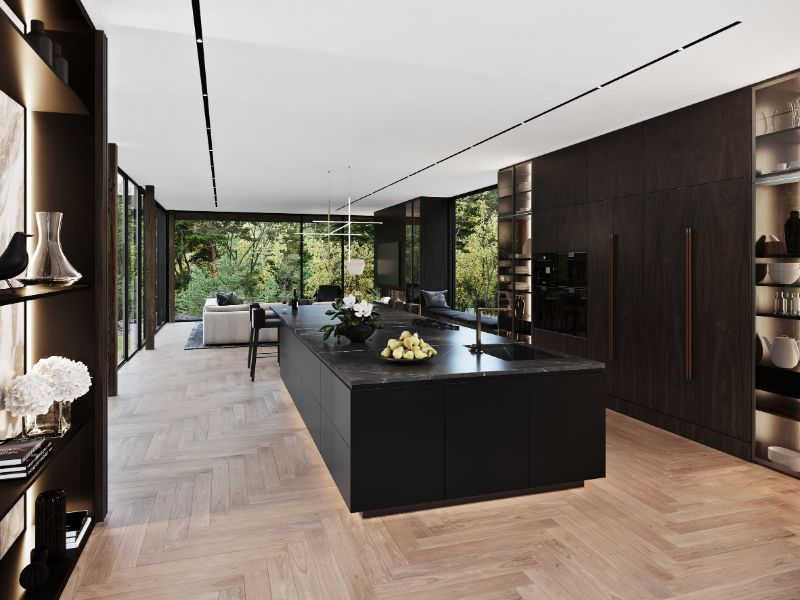 """Aston Martin Designs First Residential Project, Sylvan Rock aston martin """"Sylvan Rock"""" Is The First Residential Project By Aston Martin Aston Martin Designs First Residential Project Sylvan Rock 11"""