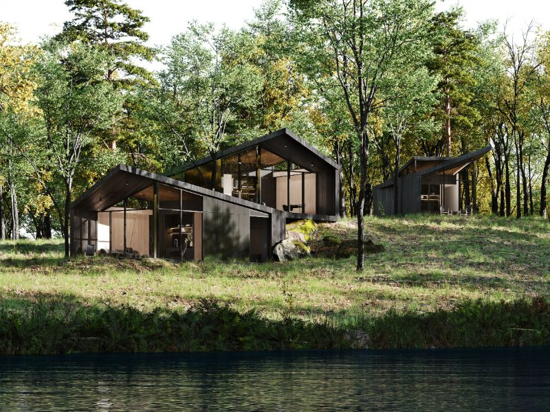 """Aston Martin Designs First Residential Project, Sylvan Rock aston martin """"Sylvan Rock"""" Is The First Residential Project By Aston Martin Aston Martin Designs First Residential Project Sylvan Rock 15"""