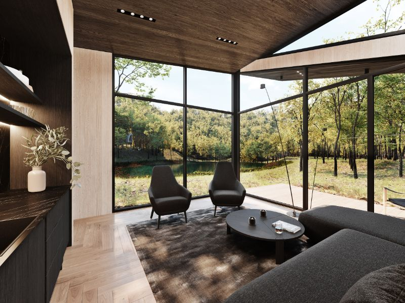 """Aston Martin Designs First Residential Project, Sylvan Rock aston martin """"Sylvan Rock"""" Is The First Residential Project By Aston Martin Aston Martin Designs First Residential Project Sylvan Rock 16"""