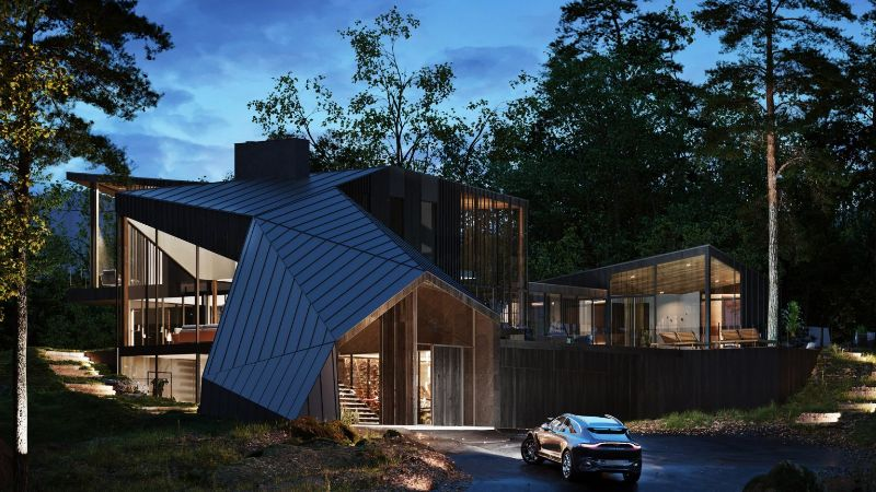 """Aston Martin Designs First Residential Project, Sylvan Rock aston martin """"Sylvan Rock"""" Is The First Residential Project By Aston Martin Aston Martin Designs First Residential Project Sylvan Rock 18"""