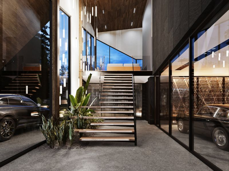 """Aston Martin Designs First Residential Project, Sylvan Rock aston martin """"Sylvan Rock"""" Is The First Residential Project By Aston Martin Aston Martin Designs First Residential Project Sylvan Rock 6"""
