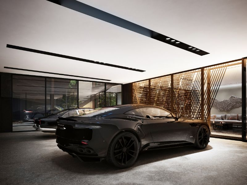 """Aston Martin Designs First Residential Project, Sylvan Rock aston martin """"Sylvan Rock"""" Is The First Residential Project By Aston Martin Aston Martin Designs First Residential Project Sylvan Rock 7"""
