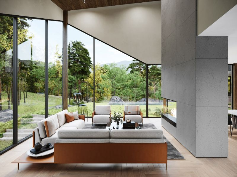 """Aston Martin Designs First Residential Project, Sylvan Rock aston martin """"Sylvan Rock"""" Is The First Residential Project By Aston Martin Aston Martin Designs First Residential Project Sylvan Rock 9"""