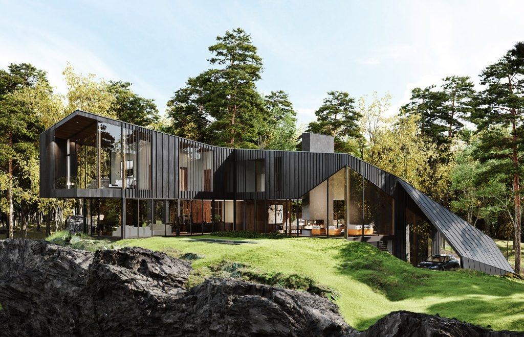 Aston Martin Designs First Residential Project, Sylvan Rock