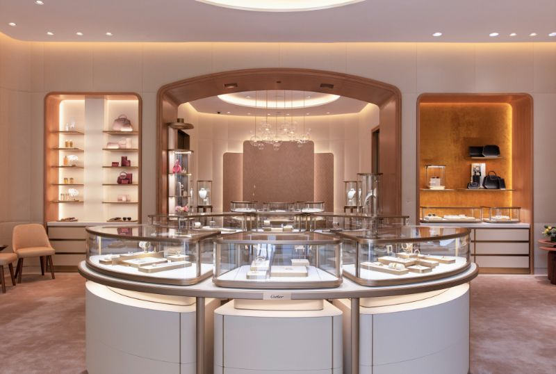 Cartier Opens New Luxury Boutique At San Diego's Fashion Valley cartier Cartier Opens New Luxury Boutique At San Diego's Fashion Valley Cartier Opens New Luxury Boutique At San Diegos Fashion Valley 2