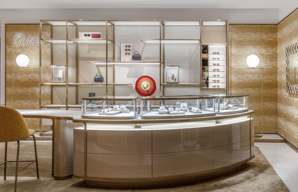 Cartier Opens New Luxury Boutique At San Diego's Fashion Valley