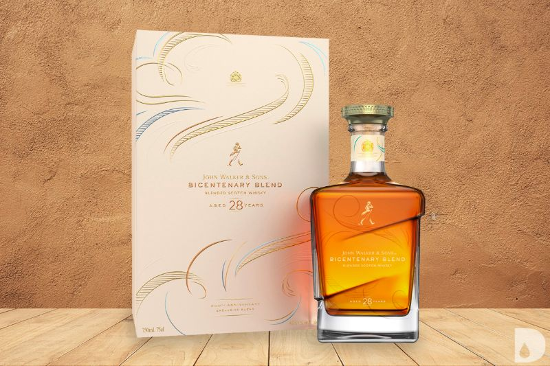 The Limited Edition Scotch Whisky To Put On Your Wishlist scotch whisky The Limited Edition Scotch Whisky To Put On Your Wishlist John Walker Sons Bicentenary Blend