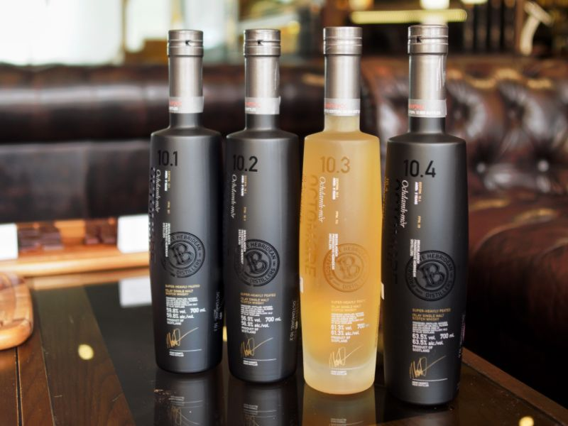 The Limited Edition Scotch Whisky To Put On Your Wishlist scotch whisky The Limited Edition Scotch Whisky To Put On Your Wishlist Octomore 11 Series