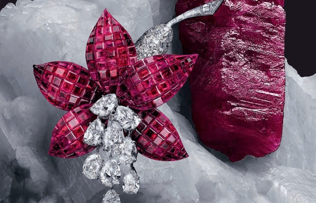 'Precious Stones', A Van Cleef and Arpels Exhibition On Gems And Jewels