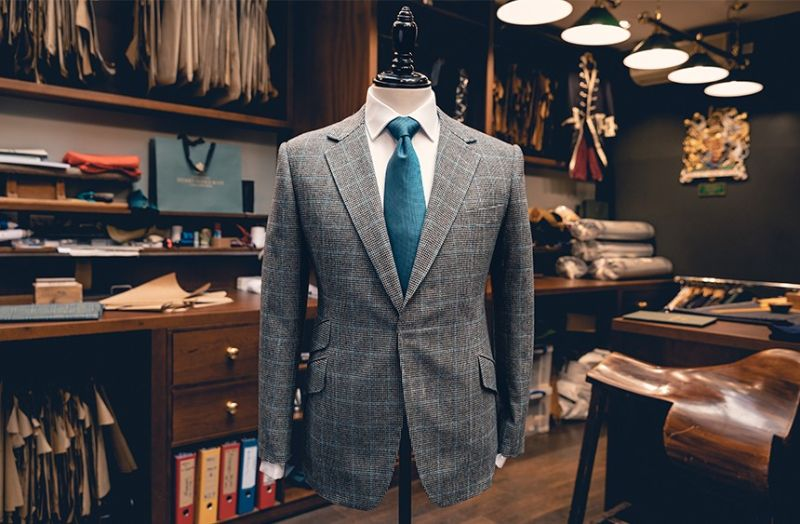 Range Rover and Henry Poole Team Up For Bespoke Sport Coat range rover Range Rover and Henry Poole Team Up For Bespoke Sport Coat Range Rover and Henry Poole Team Up For Bespoke Sport Coat 2