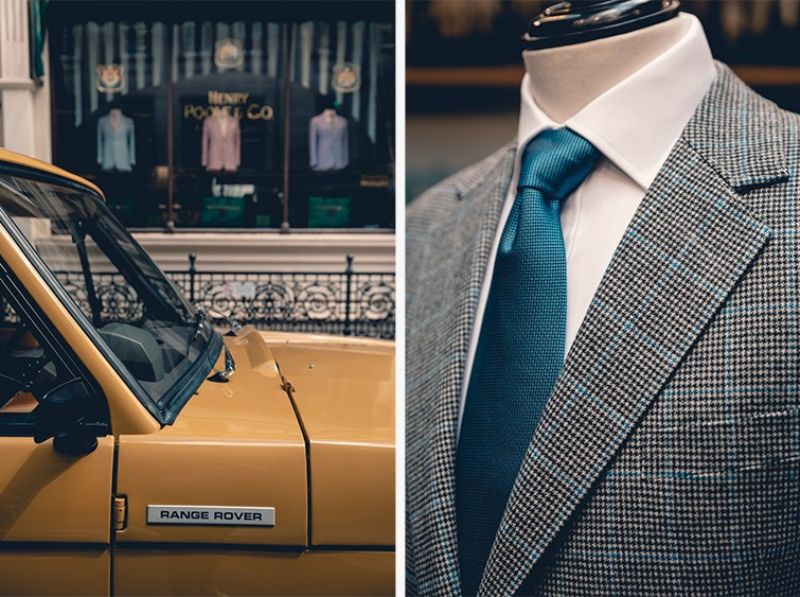 Range Rover and Henry Poole Team Up For Bespoke Sport Coat range rover Range Rover and Henry Poole Team Up For Bespoke Sport Coat Range Rover and Henry Poole Team Up For Bespoke Sport Coat 3