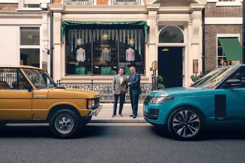 Range Rover and Henry Poole Team Up For Bespoke Sport Coat range rover Range Rover and Henry Poole Team Up For Bespoke Sport Coat Range Rover and Henry Poole Team Up For Bespoke Sport Coat 6