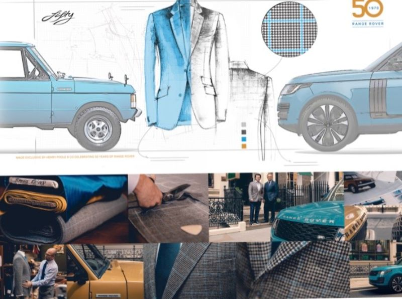 Range Rover and Henry Poole Team Up For Bespoke Sport Coat range rover Range Rover and Henry Poole Team Up For Bespoke Sport Coat Range Rover and Henry Poole Team Up For Bespoke Sport Coat 7