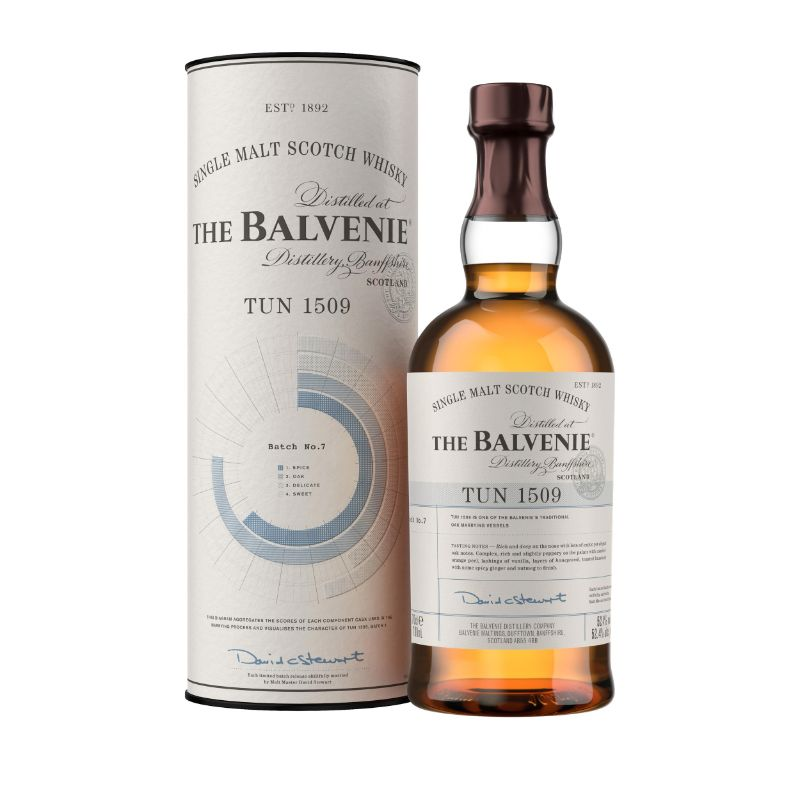 The Limited Edition Scotch Whisky To Put On Your Wishlist scotch whisky The Limited Edition Scotch Whisky To Put On Your Wishlist The Balvenie Tun 1509 Batch 7