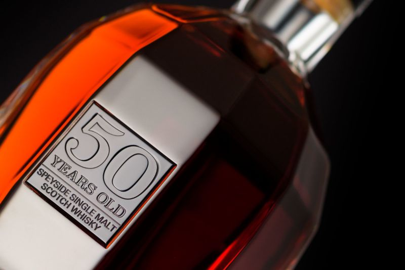 The Limited Edition Scotch Whisky To Put On Your Wishlist scotch whisky The Limited Edition Scotch Whisky To Put On Your Wishlist The Glenrothes 50 Year Old