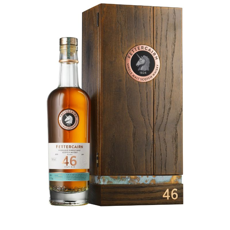 The Limited Edition Scotch Whisky To Put On Your Wishlist scotch whisky The Limited Edition Scotch Whisky To Put On Your Wishlist fettercairn 46yo ps