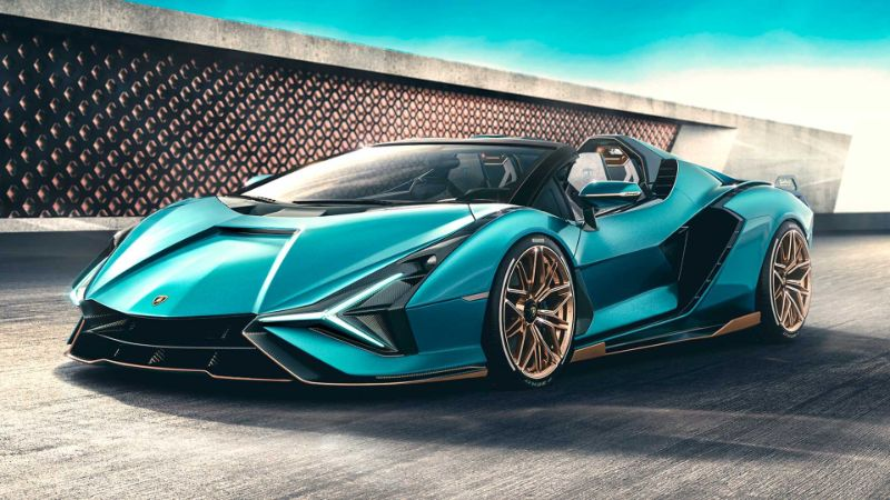 The Most Expensive Cars You Can Buy In 2020 expensive car The Most Expensive Cars You Can Buy In 2020 lamborghini sian roadster 2